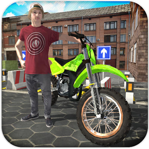 محیط بازی Stunt Bike Racing 3D اندروید