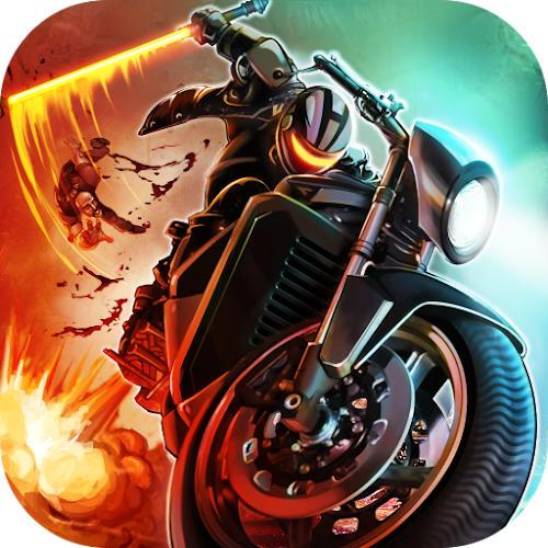 محیط بازی Death Moto 3 اندروید
