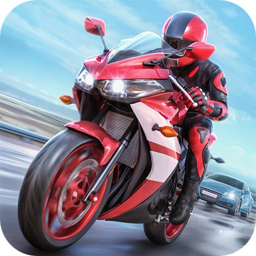 محیط بازی Racing Fever: Moto اندروید