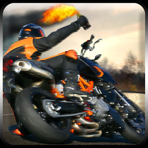 محیط بازی Death Moto اندروید