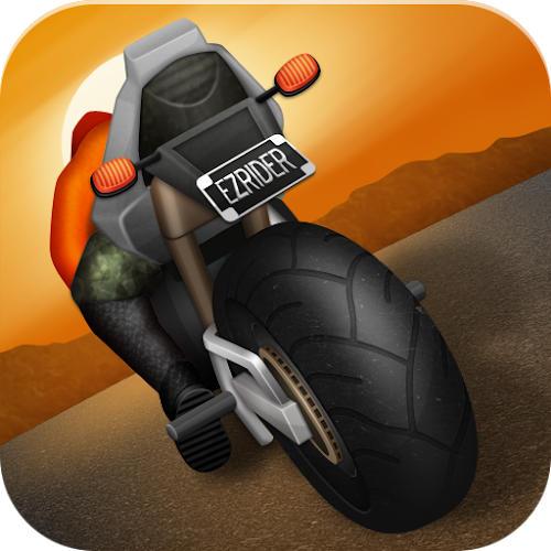 محیط بازی Highway Rider Motorcycle Racer اندروید