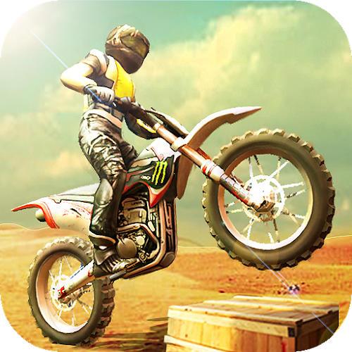 محیط بازی Bike Racing 3D اندروید