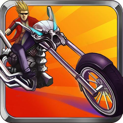 محیط بازی Racing Moto اندروید