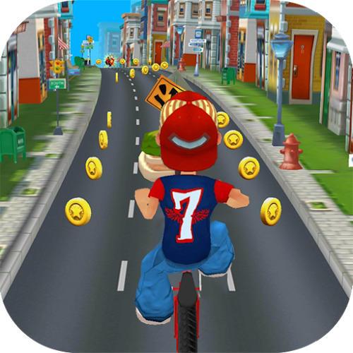 محیط بازی Bike Race اندروید