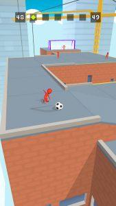 محیط بازی Crazy Kick اندروید