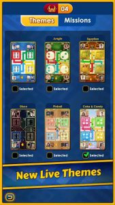 محیط بازی Ludo King™ اندروید