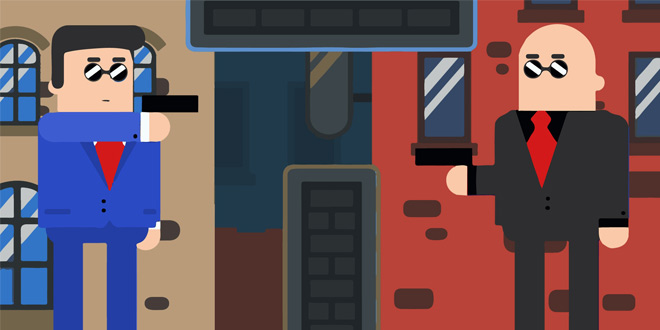 بازی آقای گلوله Mr Bullet - Spy Puzzles
