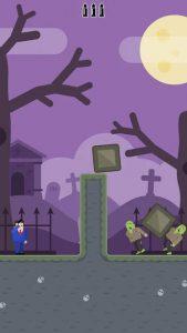 محیط بازی Mr Bullet - Spy Puzzles اندروید