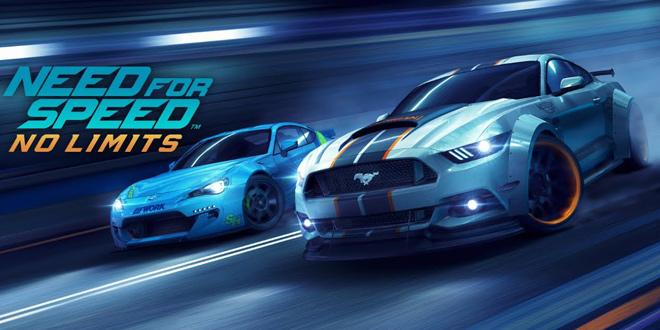 بازی Need for Speed™ No Limits نید فور اسپید