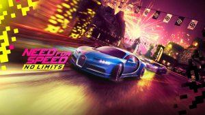 محیط بازی Need for Speed™ No Limits