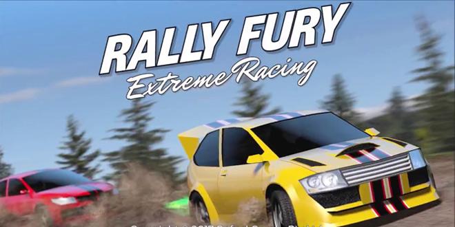 بازی Rally Fury رالی اندروید