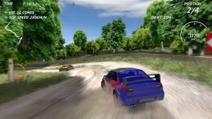 بازی Rally Fury رالی سه بعدی اندروید