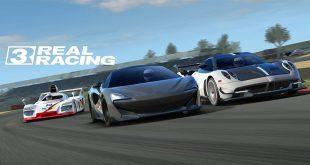بازی Real Racing 3 اندروید