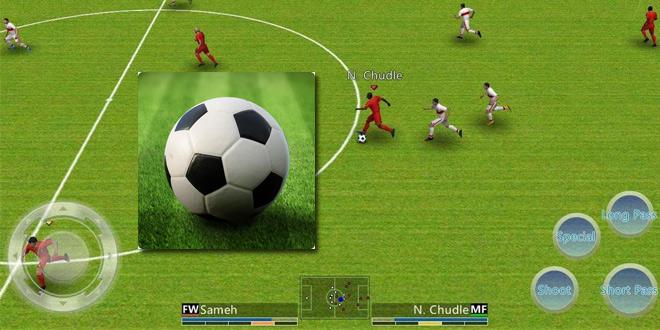 بازی World Soccer League اندروید