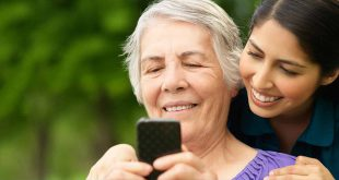 لانچر ساده برای افراد مسن برای اندروید