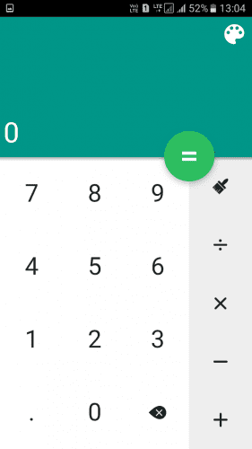 ماشین حساب مخفی Calculator Vault- Gallery Lock