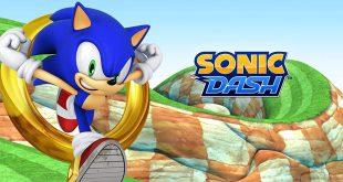بازی Sonic Dash اندروید