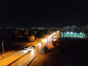 شب، دوربین اصلی، حالت Photo Mode