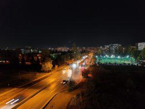 شب، دوربین اصلی، حالت Night Mode