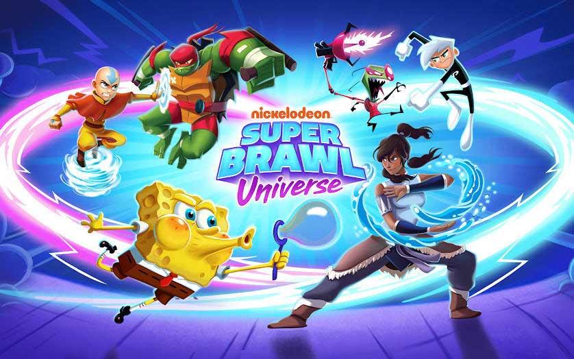 محیط بازی Super Brawl Universe اندروید