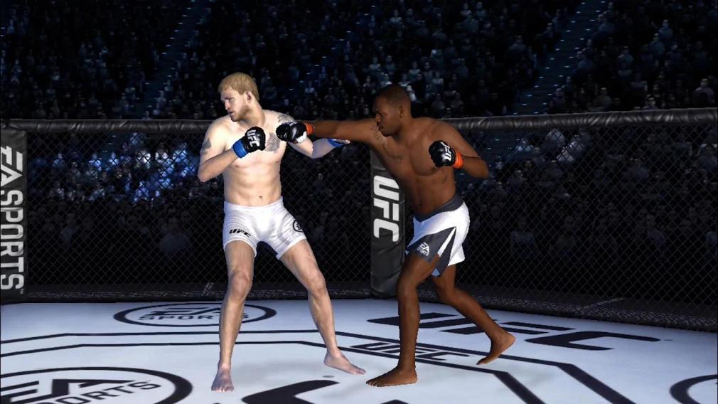 محیط بازی EA SPORTS UFC® اندروید