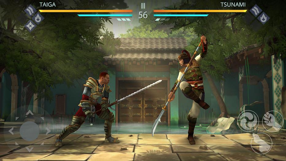 محیط بازی Shadow Fight 3 اندروید