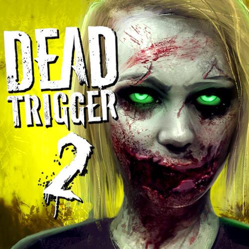 لوگوی بازی DEAD TRIGGER 2 اندروید