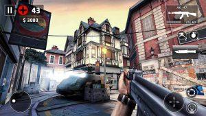 محیط بازی DEAD TRIGGER 2 اندروید