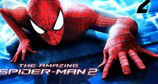 بازی مرد عنکبوتی شگفت انگیز 2 اندروید