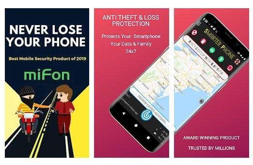 برنامه دزدگیر Best Anti Theft Protection اندروید
