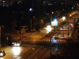 شب، دوربین تله فوتو 5 برابری