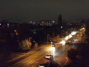 شب، دوربین تله فوتو 2 برابری