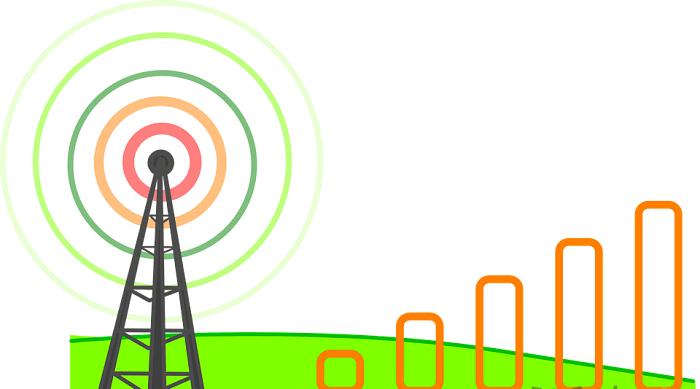 چک کردن وجود سیگنال مخابراتی