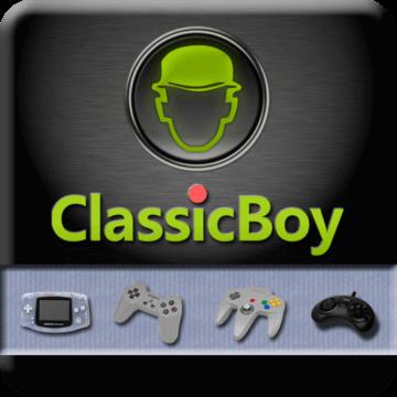 شبیه ساز کنسول ClassicBoy (Emulator) برای اندروید