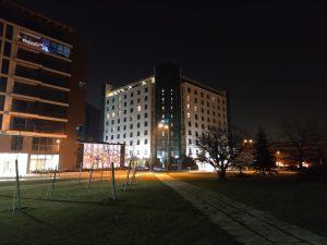 شب، حالت Photo Mode، می نوت 10