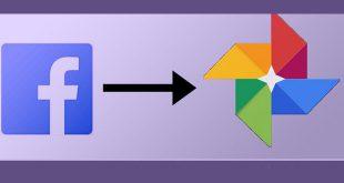 ذخیره عکس فیسبوک در گوگل فوتوز