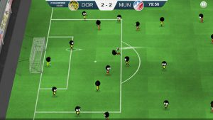 محیط بازی Stickman Soccer 3D اندروید