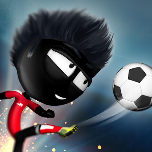 فوتبال استیکمن Stickman Soccer 3D اندروید