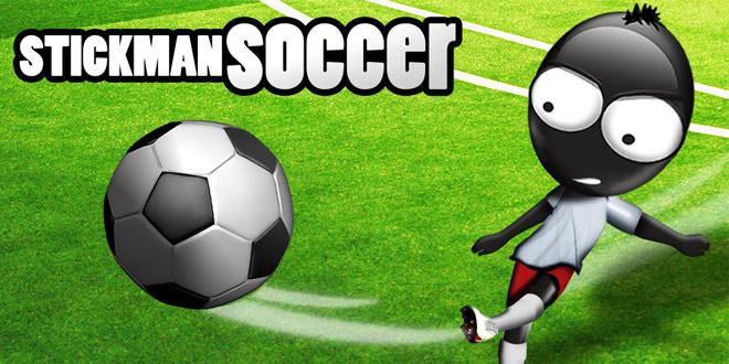 دانلود Stickman Soccer 3D اندروید