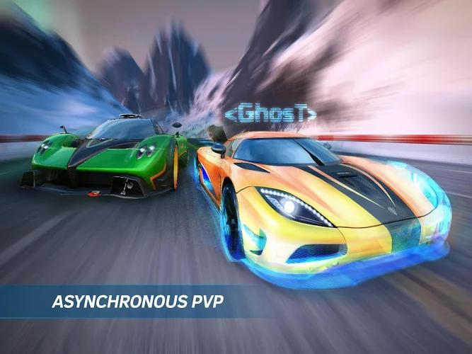 بازی های ماشین سواری آفلاین Asphalt Nitro اندروید