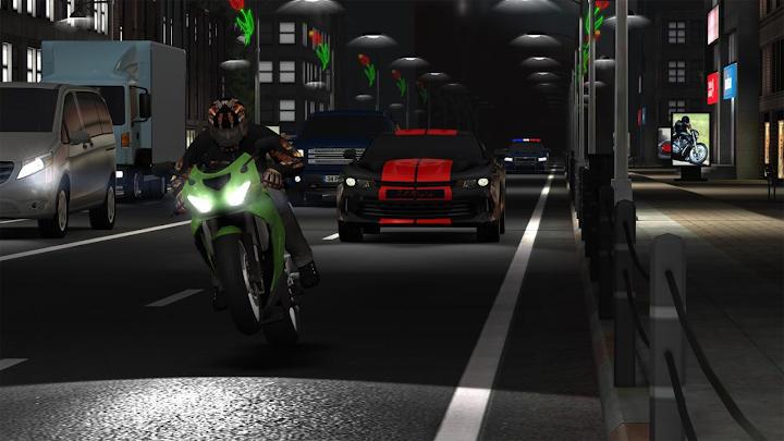 بازی های ماشین سواری آفلاین Racing Fever: Moto اندروید
