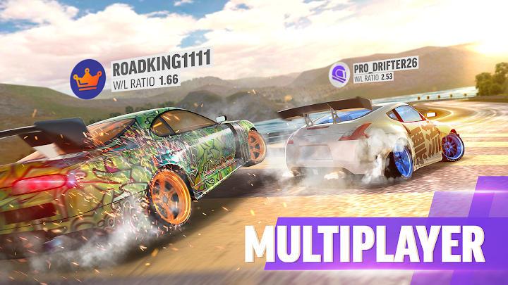 بازی های ماشین سواری آفلاین Drift Max Pro اندروید