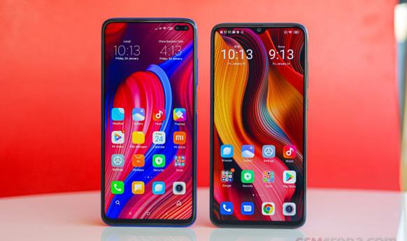 Redmi K30 و Redmi Note 8 Pro