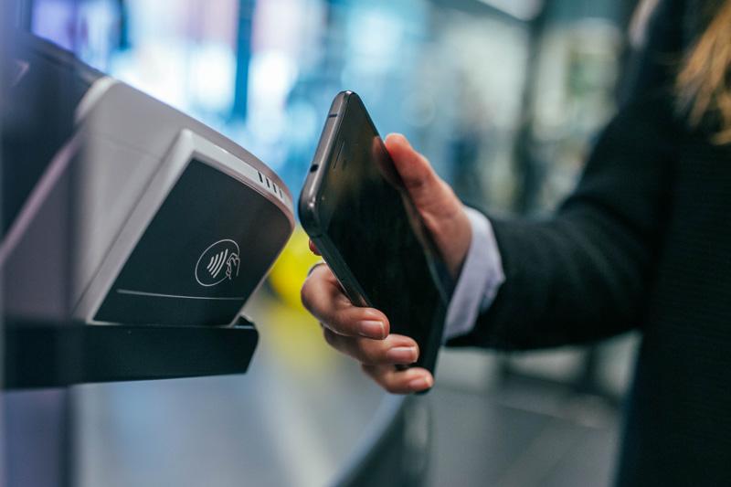 پرداخت با NFC