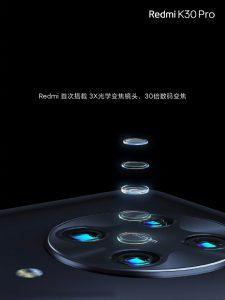 دوربین تله فوتو K30 Pro Zoom
