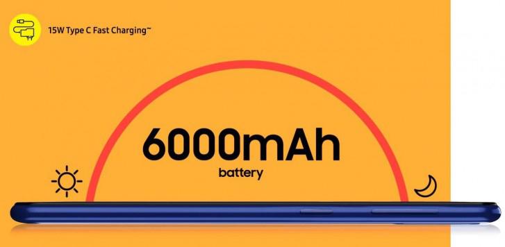 باتری عظیم 6000 میلی آمپر ساعتی