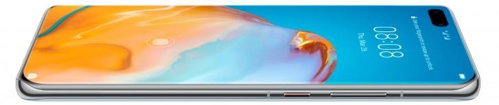 طراحی نمایشگر Huawei P40 Pro