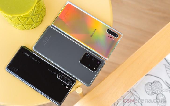 S20 Ultra - Note10 Plus - P30 Pro