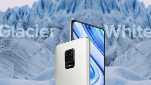 رنگ سفید Glacier White