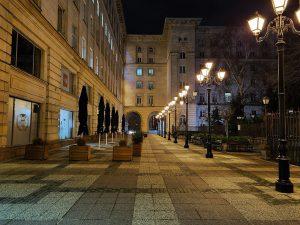 شب، دوربین اصلی، Night Mode